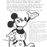 Mickey spanked