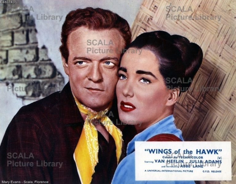 From Kino Lorber & The 3D Film Archive: WINGS OF THE HAWK